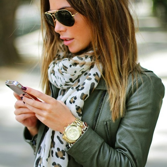 street chic, scarf, jacket, style, fashion