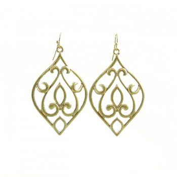 Lacie Scroll Earring $28
