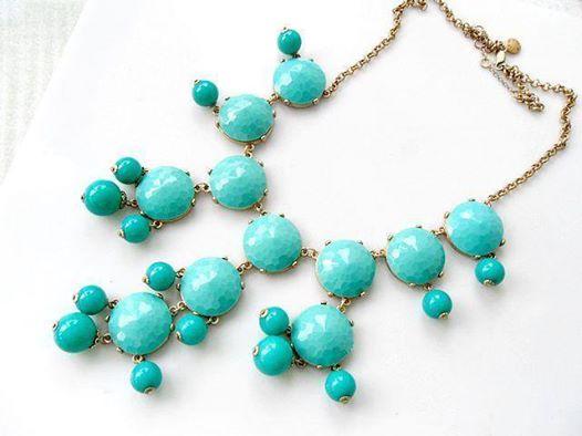 Tiffany Bubble Necklace $39
